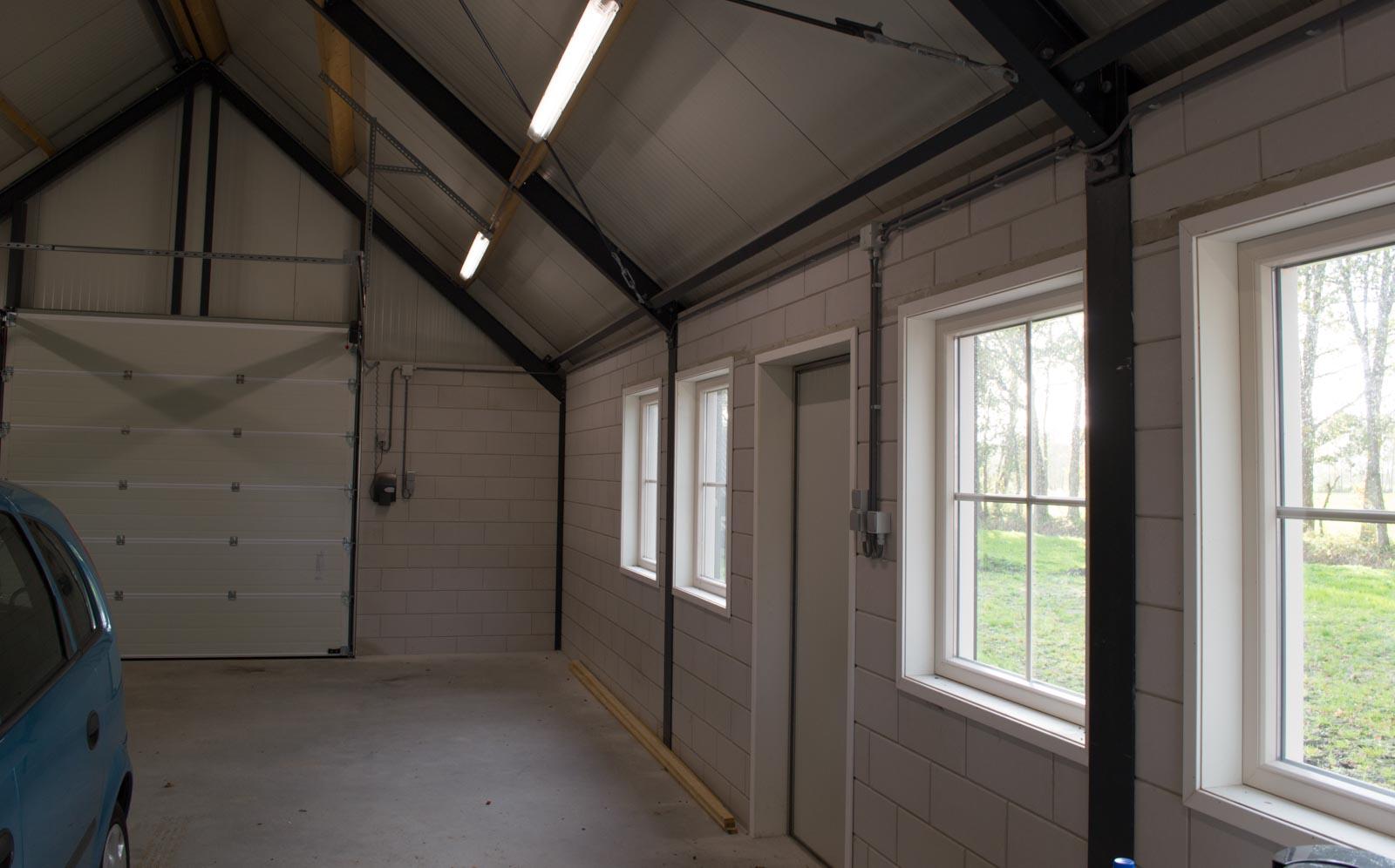 De Schuur Kootwijkerbroek : Houten schuur bouwen exclusieve houtbouw schuren